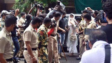 Sushant Singh Rajput Case: রিয়া চক্রবর্তীকে টানা ৮ ঘণ্টা জিজ্ঞাসাবাদ NCB কর্তাদের, সুশান্তের দিদির বিরুদ্ধে অভিযোগ দায়ের অভিনেত্রীর