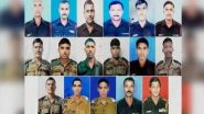 4 Years of Uri Attack: আজ উরি হামলার চার বছর, দেখে নিন শহিদ বীর জওয়ানদের নাম