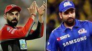 RCB vs MI, IPL 2020 Live Streaming: কোথায় ও কখন দেখা যাবে আরসিবি বনাম মুম্বই ইন্ডিয়ানসের ম্যাচের সরাসরি সম্প্রচার?