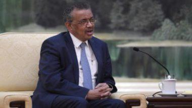 WHO Chief Tedros Adhanom: এবার ভ্যাকসিনের প্রয়োগে করোনাভাইরাস দূরীকরণের আশা জাগছে, বললেন WHO প্রধান