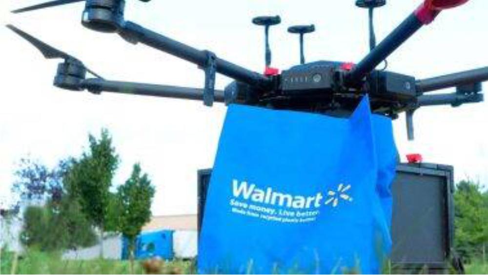 Walmart Tests Drone Delivery: করোনাকালে অ্যামজনকে টেক্কা দিতে এবার ড্রোনের মাধ্যমে ডেলিভারি শুরু ওয়ালমার্টের