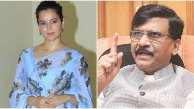 Kangana Ranaut Reacts to Sanjay Raut: 'আপনি একা মহারাষ্ট্র নয়, ৯ তারিখ মুম্বই আসব', সঞ্জয় রাউতকে হুঁশিয়ারি কঙ্গনা রানাওয়াতের