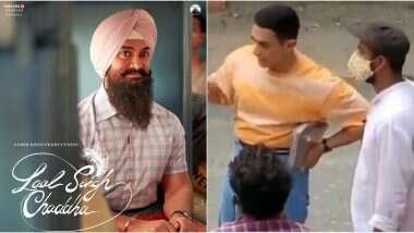 Aamir Khan's New Avatar: লাল সিং চাড্ডার শুটিংয়ে আমির খানের ট্রান্সফরমেশন! নতুন লুক দেখে আপ্লুত নেটিজেনরা