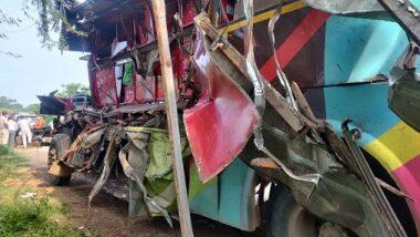 Chhattisgarh Road Accident: সাত সকালে পথ দুর্ঘটনা, বাস ও লরির সংঘর্ষে মৃত্যু ৭ জনের