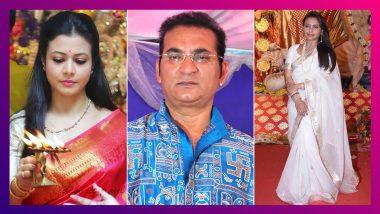 Durga Puja 2020: করোনা-আবহে মল্লিক থেকে মুখার্জি-সহ সমস্ত সেলেব পুজোতেই কাঁটছাট