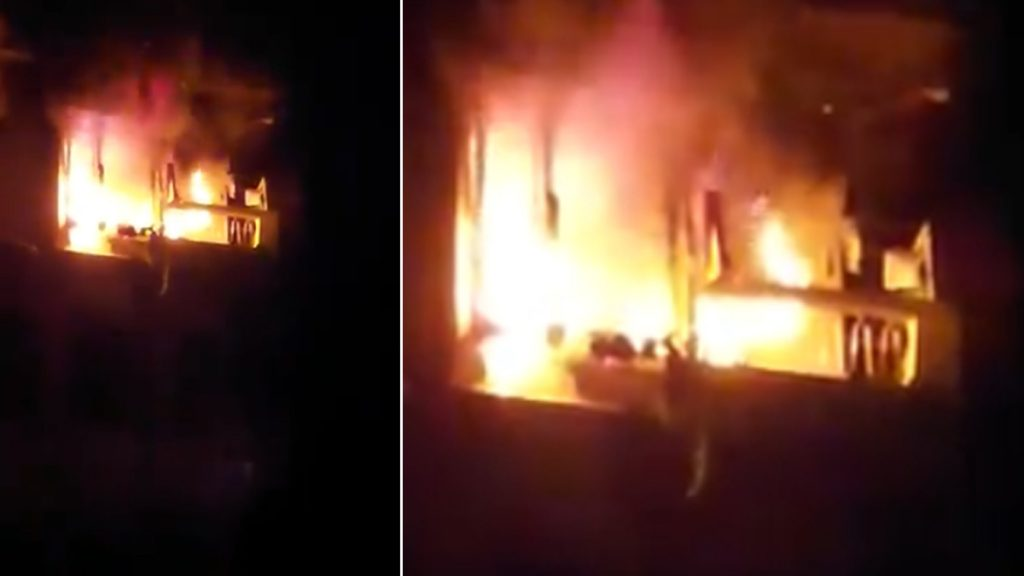 Fire At Residential Building In Kolkata: গণেশচন্দ্র অ্যাভিনিউয়ে বহুতলে আগুন, এক কিশোর সহ ২ জনের মৃত্যু