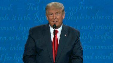 US Presidential Debate 2020: 'ভারত, চিন ও রাশিয়ার বাতাস নোংরা', রাষ্ট্রপতি নির্বাচন বিতর্কে বললেন ডোনাল্ড ট্রাম্প