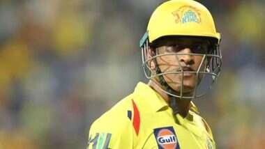 IPL 2021: স্লো ওভার-রেটের কারণে ১২ লাখ জরিমানা সিএসকে অধিনায়ক মহেন্দ্র সিং ধোনির