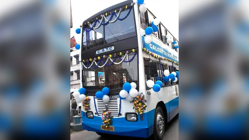 Double Decker Bus In Kolkata: পুজোর মরশুমে সুখবর, কলকাতার রাজপথে এবার চলবে দোতলা বাস
