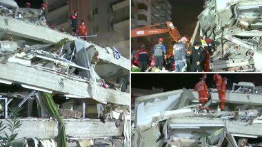 Earthquake In Turkey: ১৯৬ বার আফটার শক, তুরস্কে ভূমিকম্পে মৃতের সংখ্যা বেড়ে ১৭
