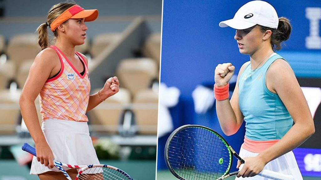 French Open 2020 Women's Singles Final Live Streaming: শনিবার ফরাসি ওপেনের মহিলাদের ফাইনালে সোফিয়া কেনিন বনাম ইগা স্বিয়াতেক; কখন, কোথায় দেখবেন ম্যাচ?