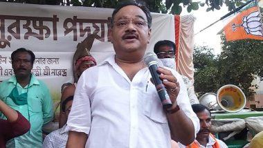 Attack on BJP Leader Shamik Bhattacharya's Car: ডায়মন্ড হারবারে দলীয় কর্মসূচিতে যোগ দেওয়ার পথে বিজেপি নেতা শমীক ভট্টাচার্যের গাড়িতে হামলা
