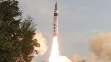 Rudram Anti-Radiation Missile: রুদ্রম অ্যান্টি-রেডিয়েশন মিসাইলের সফল পরীক্ষা চালাল ভারত
