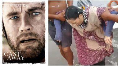 Woman Found Floating Alive At Sea: ২ বছর নিখোঁজ! মাঝ সমুদ্রে অচৈতন্য অবস্থায় উদ্ধার মহিলা, দেখুন ভাইরাল ভিডিও