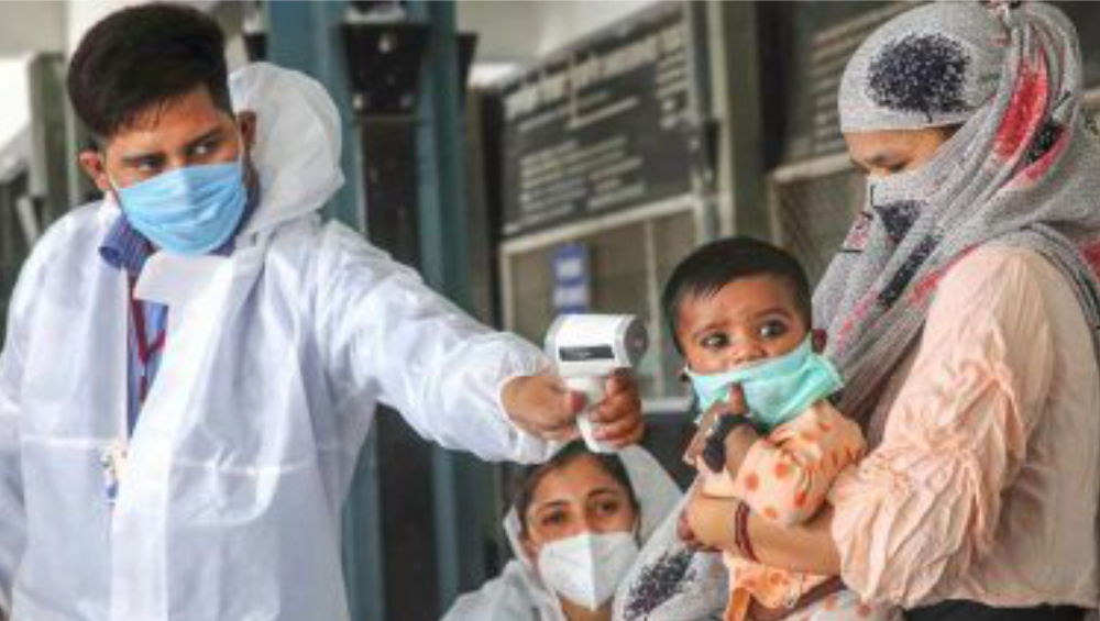 Coronavirus In India: ২৪ ঘণ্টায় দেশে করোনা আক্রান্ত ৫০,৩৫৭, মৃত্যু ৫৭৭ জনের