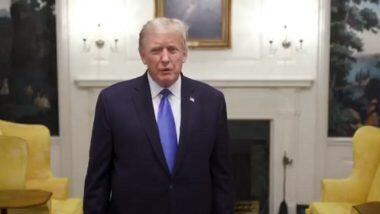 Donald Trump Hospitalised For COVID-19 Treatment: হাসপাতালে ভর্তি করতে হল করোনা আক্রান্ত ডোনাল্ড ট্রাম্পকে