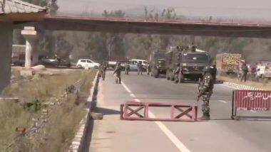 Terror Attack in Jammu and Kashmir: পুলওয়ামার প্যাম্পোর বাইপাসে সিআরপিএফের টহলদারি দলের ওপর গুলি চালালো জঙ্গিরা; জখম ৩ ও মৃত ২ সেনা