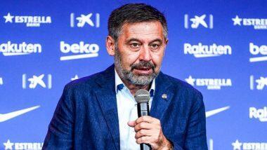 Joseph Maria Bartomeu Steps Down as President of Barcelona: বার্সেলোনার প্রেসিডেন্টের পদ ছাড়লেন জোসেপ মারিয়া বার্তোমেউ