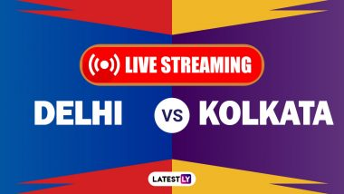 IPL 2020, DC vs KKR Live Streaming: কোথায় ও কখন দেখা যাবে কলকাতা নাইট রাইডার্স বনাম দিল্লি ক্যাপিটালস ম্যাচের সরাসরি সম্প্রচার?