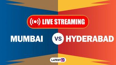 IPL 2020, MI vs SRH Live Streaming: কোথায় ও কখন দেখা যাবে সানরাইজার্স হায়দরাবাদ বনাম মুম্বই ইন্ডিয়ান্স ম্যাচের সরাসরি সম্প্রচার?