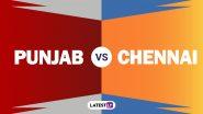 PBKS vs CSK Team Prediction IPL 2021: আজ আইপিএল ২০২১-এ পাঞ্জাব কিংস বনাম চেন্নাই সুপার কিংস-র ম্যাচ; জেনে নিন দু'দলের সম্ভাব্য একাদশ