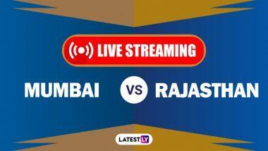 MI vs RR, IPL 2020 Live Cricket Streaming: আজ মুখোমুখি মুম্বই ইন্ডিয়ান্স বনাম রাজস্থান রয়্যালস, টসে জিতে ব্যাটিং করছে মুম্বই