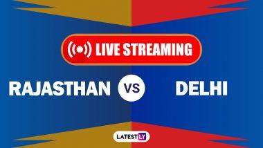 IPL 2020, RR vs DC Live Streaming: কোথায় ও কখন দেখা যাবে রাজস্থান রয়্যালস বনাম দিল্লি ক্যাপিটালস ম্যাচের সরাসরি সম্প্রচার?