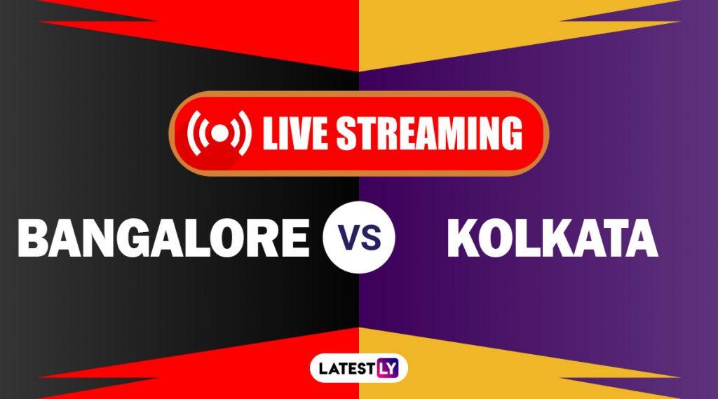 IPL 2020, RCB vs KKR Live Streaming: কোথায় ও কখন দেখা যাবে রয়্যাল চ্যালেঞ্জার্স ব্যাঙ্গালোর বনাম কলকাতা নাইট রাইডার্স ম্যাচের সরাসরি সম্প্রচার?
