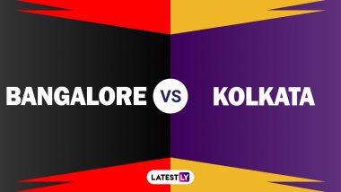 RCB vs KKR: আইপিএলে আজ রয়্যাল চ্যালেঞ্জার্স ব্যাঙ্গালোর বনাম কলকাতা নাইট রাইডার্স, দেখে নিন সম্ভাব্য একাদশ, পিচ রিপোর্ট ও পরিসংখ্যান