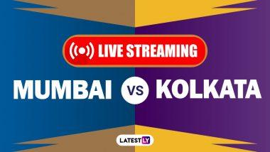 IPL 2020, MI vs KKR Live Streaming: কোথায়, কখন দেখবেন কলকাতা নাইট রাইডার্স বনাম মুম্বই ইন্ডিয়ান্স ম্যাচের সরাসরি সম্প্রচার