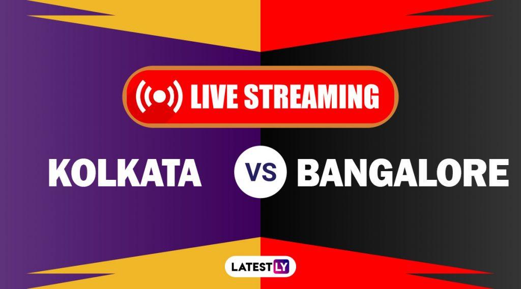 IPL 2020, KKR vs RCB Live Streaming: কোথায়, কখন দেখবেন কলকাতা নাইট রাইডার্স বনাম রয়্যাল চ্যালেঞ্জার্স ব্যাঙ্গালোর ম্যাচের সরাসরি সম্প্রচার