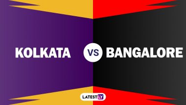 KKR vs RCB: আইপিএলে আজ রয়্যাল চ্যালেঞ্জার্স ব্যাঙ্গালোর বনাম কলকাতা নাইট রাইডার্স, দেখে নিন সম্ভাব্য একাদশ, পিচ রিপোর্ট ও পরিসংখ্যান