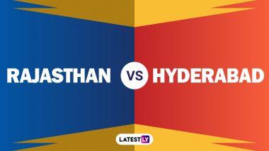 RR vs SRH: আইপিএলে আজ সাইরাইজার্স হায়দরাবাদ বনাম রাজস্থান রয়্যালস, দেখে নিন সম্ভাব্য একাদশ, পিচ রিপোর্ট ও পরিসংখ্যান
