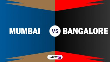 MI vs RCB: আইপিএলে আজ  মুম্বই ইন্ডিয়ান্স বনাম রয়্যাল চ্যালেঞ্জার্স ব্যাঙ্গালোর, দেখে নিন সম্ভাব্য একাদশ, পিচ রিপোর্ট ও পরিসংখ্যান