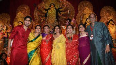 Durga Puja 2020: সংক্রমণ রুখতে অভিনব উদ্যোগ, মুম্বইয়ে রানি মুখার্জির বাড়ির পুজো পরিক্রমা এবার ভার্চুয়াল