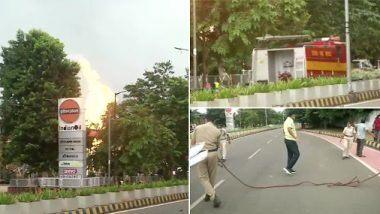 Odisha Fire: রাজভবনের সামনে পেট্রোল পাম্পে ভয়াবহ আগুন, গুরুতর আহত ৩