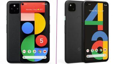 Google Pixel 5, Pixel 4a 5G Launched: গুগলের ধামাকা, দেখুন ফিচার-দাম দু'টি স্মার্টফোন এবং স্পিকারের