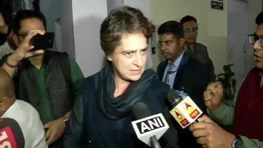 Priyanka Gandhi Detained: পুলিশ হেফাজতে মৃত ব্যক্তির বাড়ি আগ্রা যাবার পথে আটক প্রিয়াঙ্কা গান্ধী