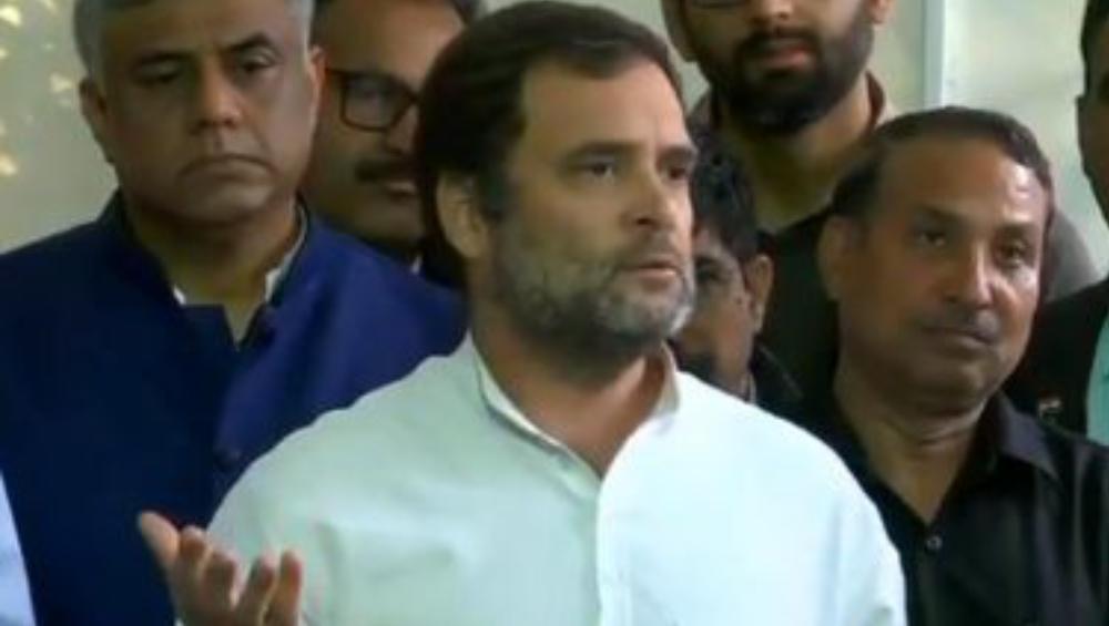 Narendra Modi's Effigy Burned: দশেরা উপলক্ষে পাঞ্জাবে পুড়ছে নরেন্দ্র মোদির কুশপুতল, দেখুন সেই ছবি
