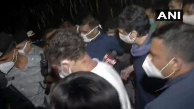Rahul, Priyanka Gandhi Meet Victim's Family: হাথরাসে নির্যাতিতার বাড়ি পৌঁছলেন কংগ্রেস নেতা রাহুল গান্ধী ও প্রিয়াঙ্কা গান্ধী
