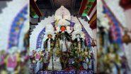 Durga Puja 2020: ছাঁচে নয়, শিল্পীর কর্মদক্ষতায় ফুটে ওঠে রানি রাসমণির বাড়ির দুর্গা প্রতিমার মুখ