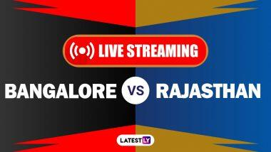 RCB vs RR, IPL 2020 Live Cricket Streaming: IPL 2020, CSK vs SRH Live Streaming: কোথায় ও কখন দেখা যাবে রাজস্থান রয়্যালস বনাম রয়্যাল চ্যালেঞ্জার্স ব্যাঙ্গালোর ম্যাচের সরাসরি সম্প্রচার?