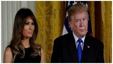 Donald Trump COVID Positive: করোনায় আক্রান্ত মার্কিন প্রেসিডেন্ট ডোনাল্ড ট্রাম্প ও ফার্স্ট লেডি মেলানিয়া ট্রাম্প