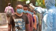 Coronavirus Cases In India: জুলাইয়ের পর প্রথম কমল দৈনিক সংক্রমণ, ভারতে করোনা আক্রান্তের সংখ্যা ৭৬ লাখ ছুঁই ছঁই