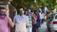 Coronavirus Cases In India: ৫০ হাজারের উপরে দৈনিক সংক্রমণ, ভারতে করোনাভাইরাসের গণ্ডী ছাড়ালো ৭৬.৫১ লাখ