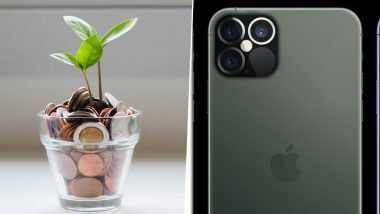 iPhone 12 Pro Price in India: আইফোনের লোভ কাটালেই হবেন লাভবান! ৫ হাজার প্লেট ফুচকা, বিদেশ ভ্রমণ, ৯৯ বোতল ওল্ড মঙ্ক হবে আপনার