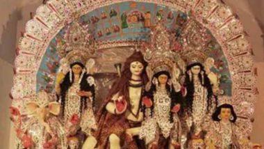 Durga Puja 2020: লাহাবাড়ির কুলদেবী জয়জয় মা, দুর্গাপুজোতে হর-পার্বতীর সঙ্গে এই অষ্টধাতুর সিংহবাহিনীও পূজিত হন