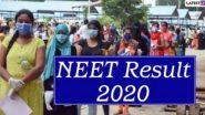 NEET Results 2020: NEET-র ফলাফলে কোনও ভুল নেই, ভুয়ো খবর প্রচারকারীদের বিরুদ্ধে এফআইআর দায়ের করল ন্যাশনাল টেস্ট এজেন্সি