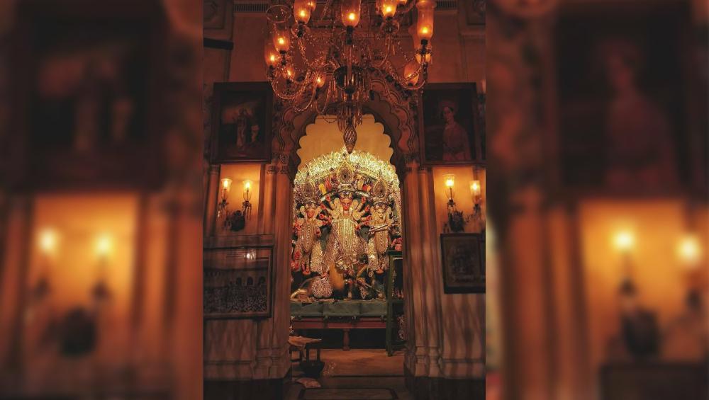 Durga Puja 2020: শিয়রে করোনার কাঁটা, শোভাবাজার রাজবাড়ির ছোট তরফের পুজোয় এবার বাইরের লোকের প্রবেশ নিষেধ