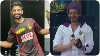 KKR vs CSK, IPL 2020: 'রাহলু, নাম তো শুনা হি হোগা',  চেন্নাই বধের নায়ক রাহুল ত্রিপাঠীর প্রশংসা শাহরুখ খানের